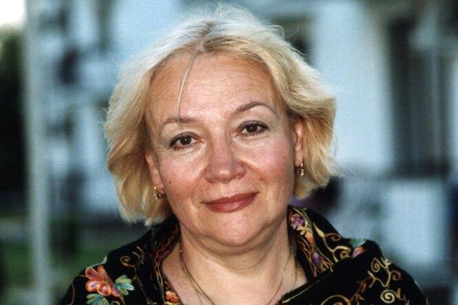 Елена Санаева рассказала оматери иРолане Быкове