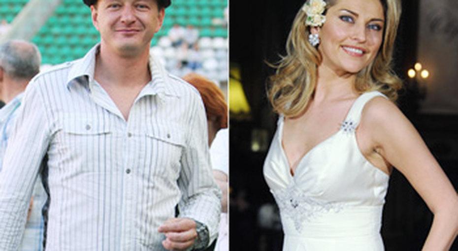 Первая свадьба Марата Башарова