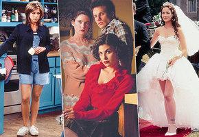 В стиле 90-х: культовые сериалы, героиням которых мы подражали