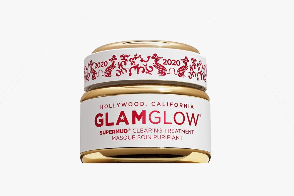 Очищающая маска длялица Supermud, GlamGlow