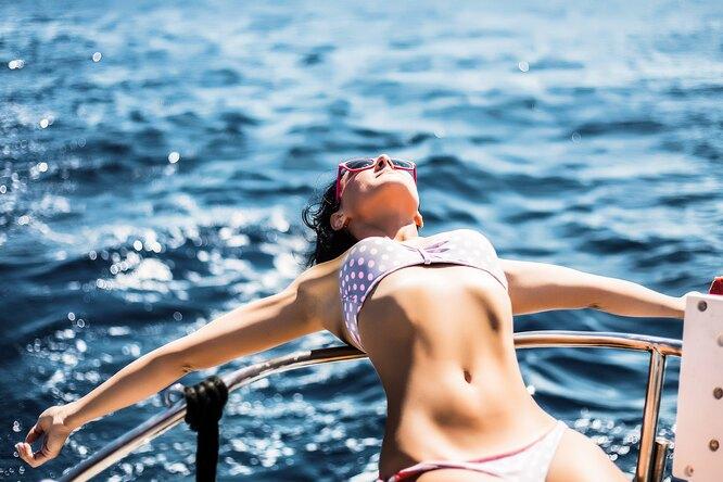 Легкое лето: 5 простых правил, которые помогут оставаться стройной иактивной