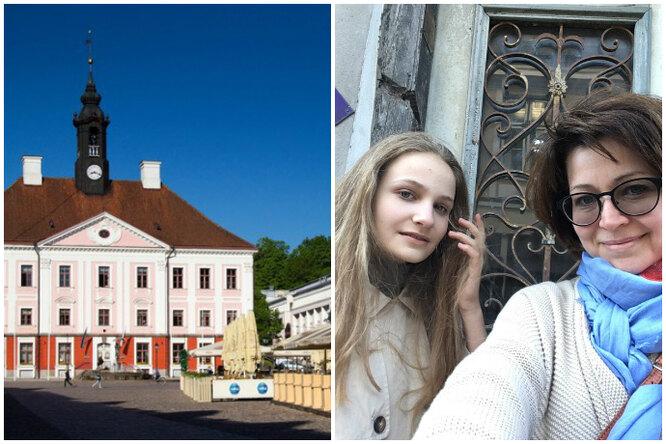 С ребенком вЭстонию: большое путешествие помаленькой стране