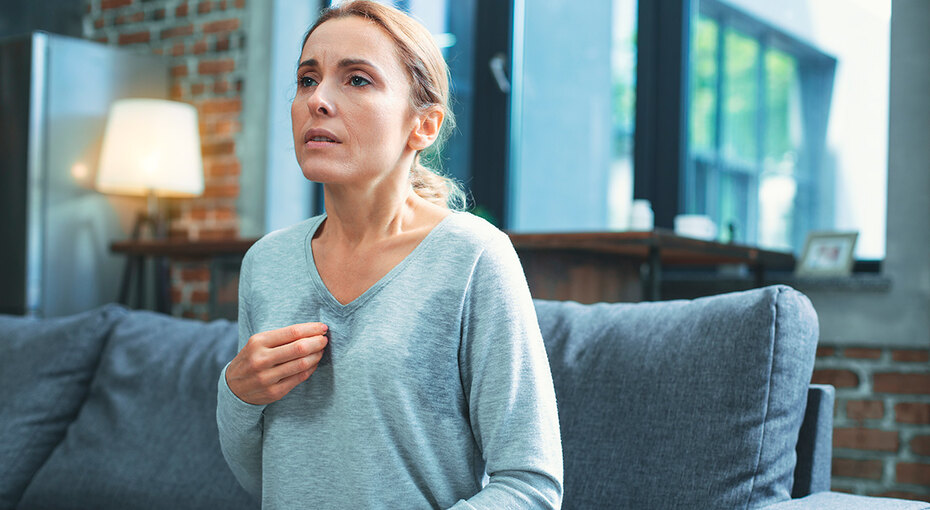 Что происходит снашим сердцем во время менопаузы икак онем позаботиться?