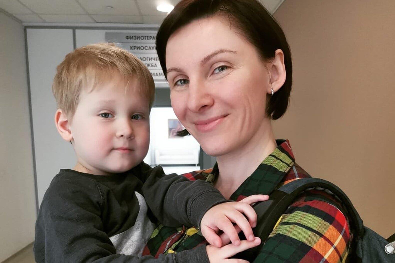 «Я немогла его предать»: опервой вРоссии внутриутробной операции spina bifida