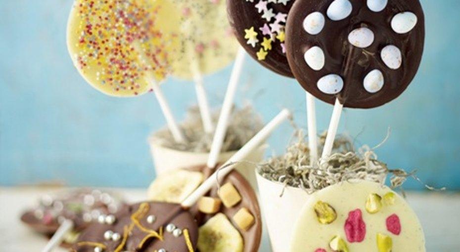 8 шоколадных подарков кПасхе своими руками