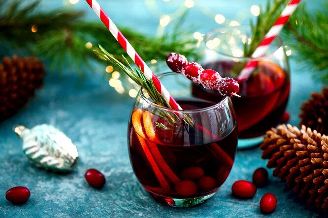 Глинтвейн, сливочный ликер исангрия: делаем три любимых зимних напитка