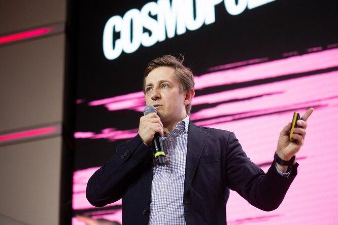 Кирилл Маскаев, директор по коммуникациям Boomstarter
