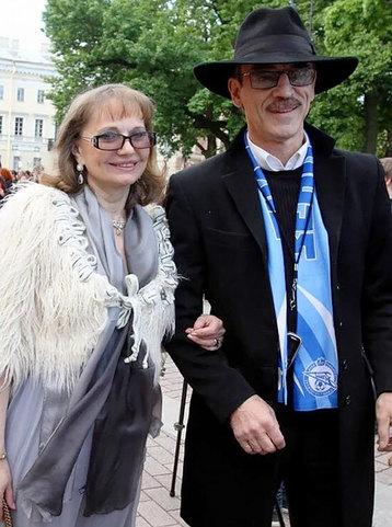 Михаил Боярский иЛариса Луппиан