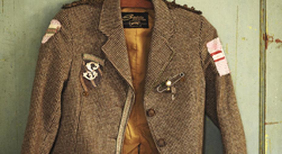 Обновляем пиджак