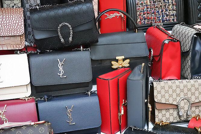 сумки-подделки
