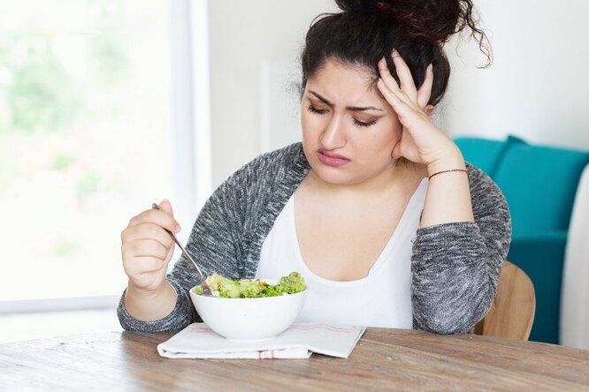 10 признаков того, что ваша диета категорически вам неподходит