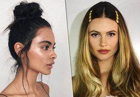Вдохновение и креатив: 10 эффектных укладок для волос любой длины