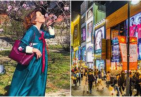 Летим в Сеул, похожий на Москву?