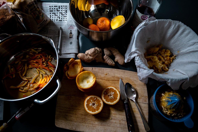 Как приготовить мармелад из апельсинов. Рецепт Паддингтона