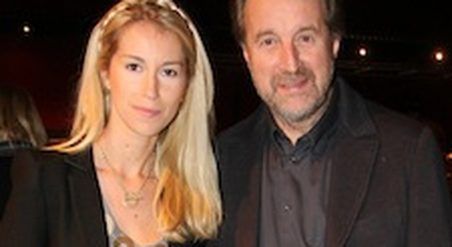 Дочь Леонида Ярмольника вышла замуж