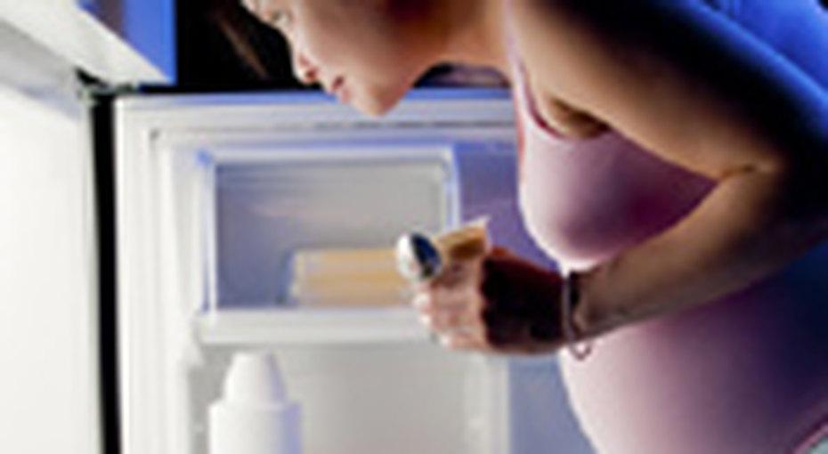 Нужно ли будущим мамам есть задвоих?