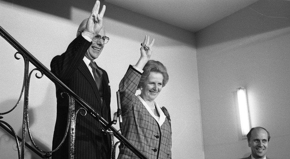 «Вредная баба»: Маргарет Тэтчер нашла себе идеального мужа