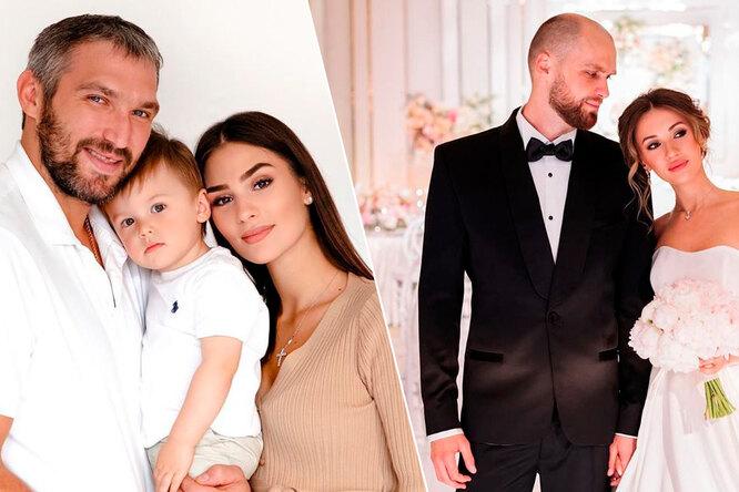 За кем замужем дочери российских звезд?