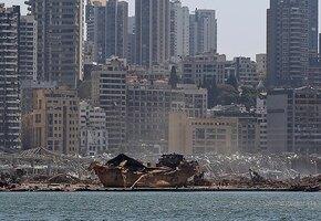 Ливанское чудо: в Бейруте спасены мужчина, который провел 30 часов в море, и женщина после трех суток под руинами