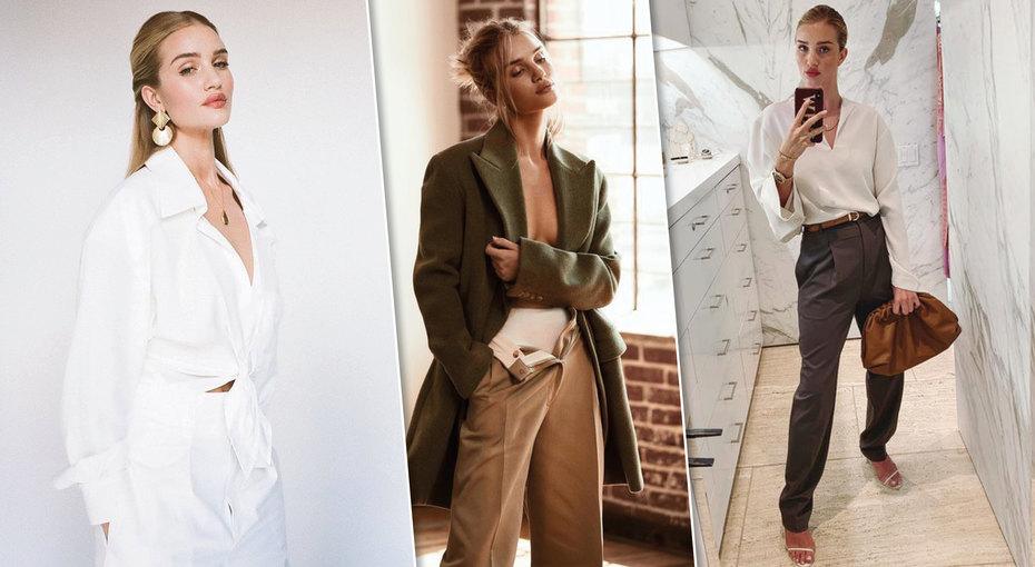 С чем носить широкие брюки, чтобы выглядеть стильно