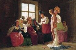 Пошла давить калину: как справлялись смесячными русские (и нетолько) женщины