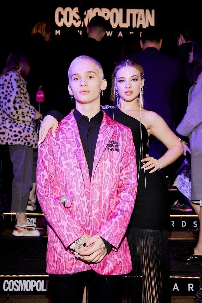 Даня Милохин и Аня Покров