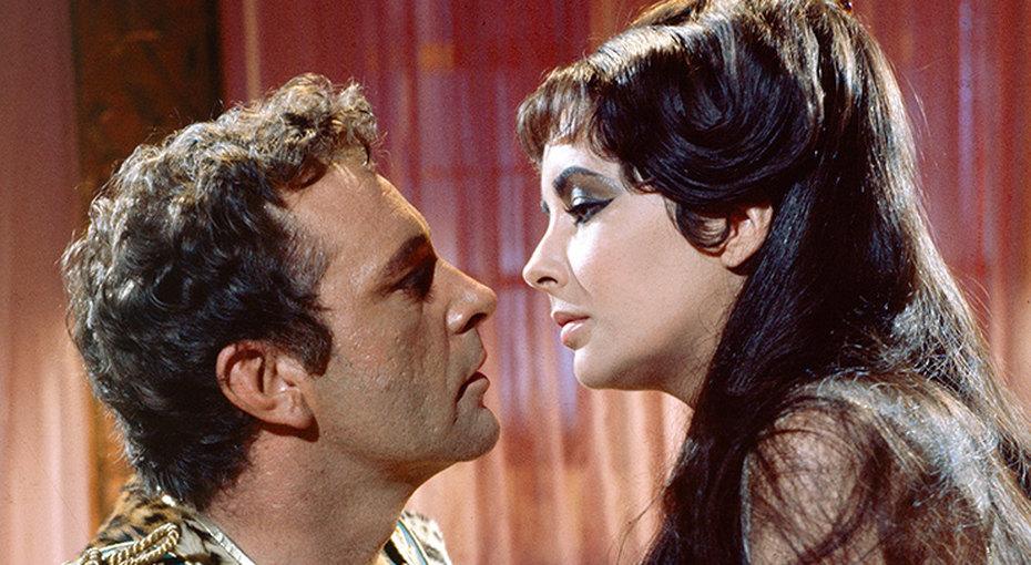 Роман века: страсть, ревность илюбовь Ричарда Бартона иЭлизабет Тейлор