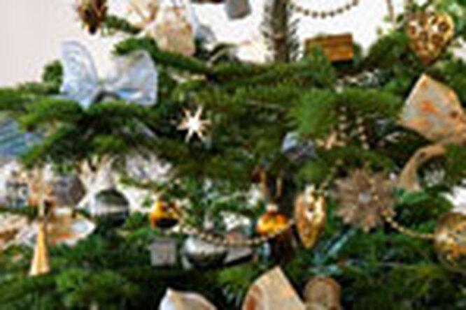 6 советов по оформлению елки