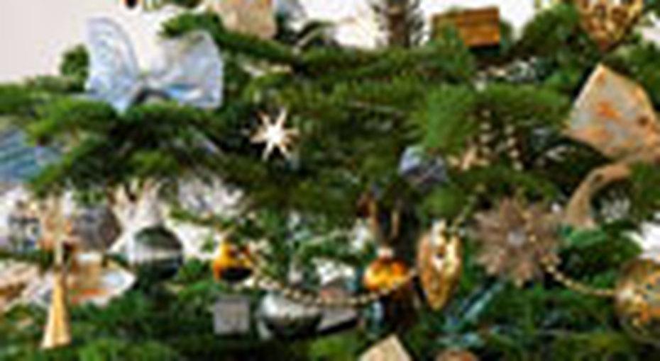 6 советов пооформлению елки