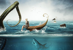 Из глубины: страшные истории, рассказанные рыбаками и моряками