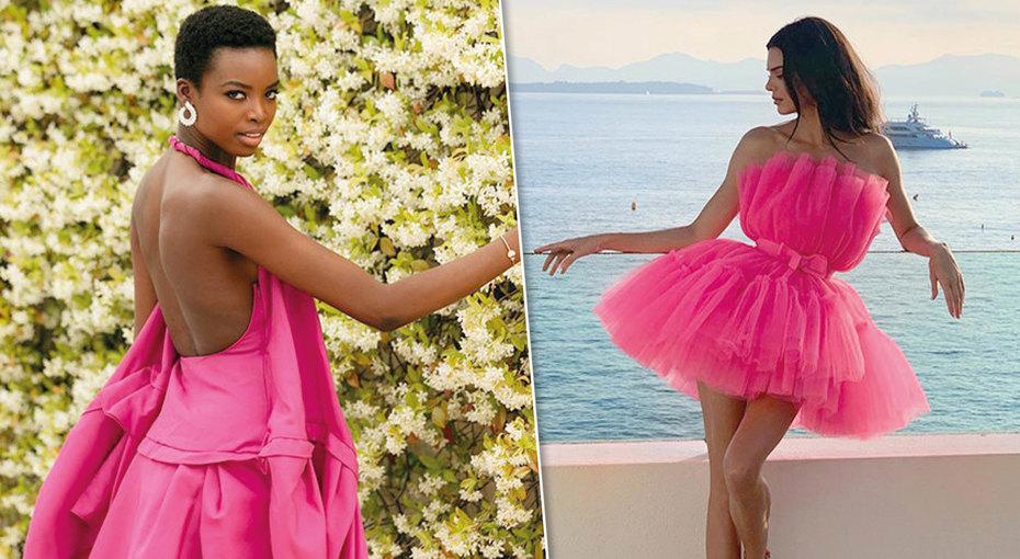 Лето врозовом неоне: как носить модный цвет, чтобы выглядеть стильно
