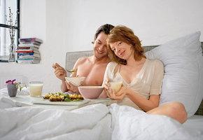 Как выйти замуж и не растолстеть