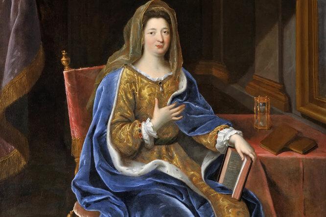 Маркиза де Ментенон, тайная королева Франции, иее первая школа длядевочек