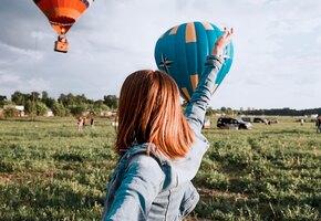 Увидеть землю с высоты птичьего полета – на этих выходных на фестивале «Небо»