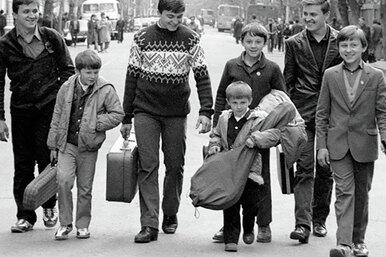 Побег вад. Как многодетная семья Овечкиных стала первыми террористами России