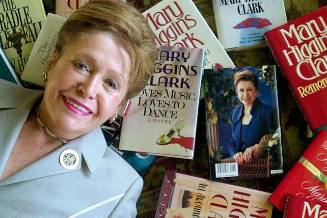 50 книг ужасов: как жила авторка мистических романов Мэри Хиггинс Кларк