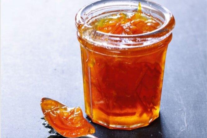 Чудо-мармелад из апельсинов