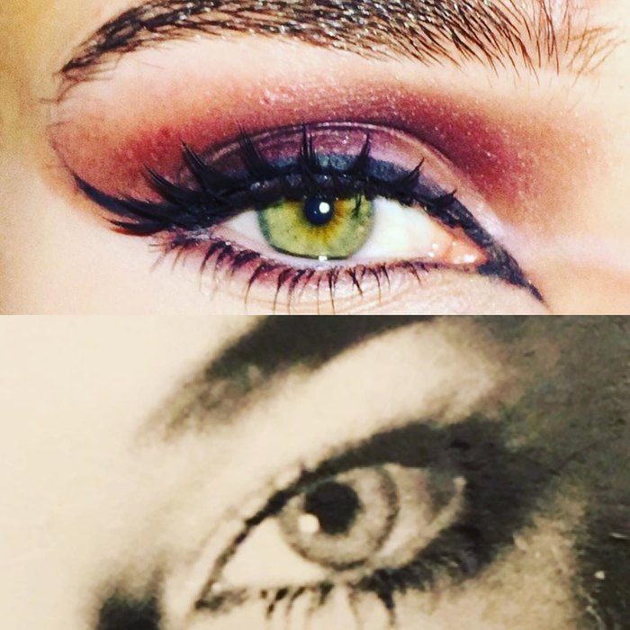 глаза гузеевой