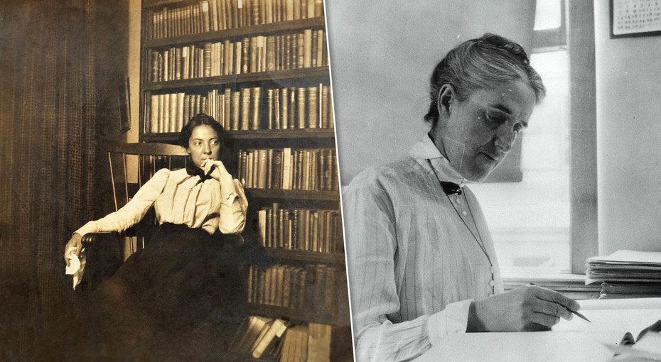 Женщины, чьи работы мы знали подгромкими именами мужчин. Но которые всё же смогли остаться вистории