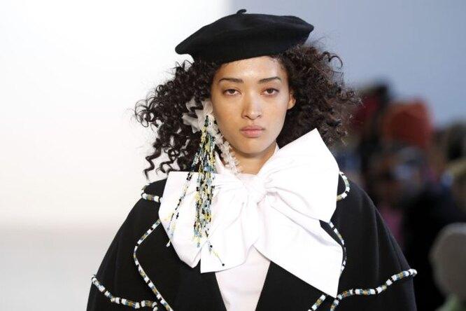 Claudia Li, New York Fashion Week, осень-зима 2020/2021