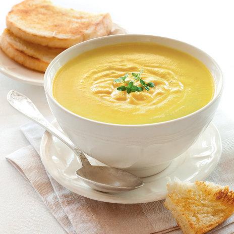 как варить суп пюре из овощей