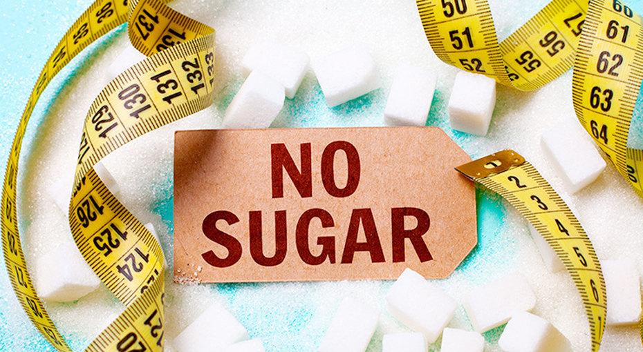Убрать сахар ипохудеть. Пять простых шагов