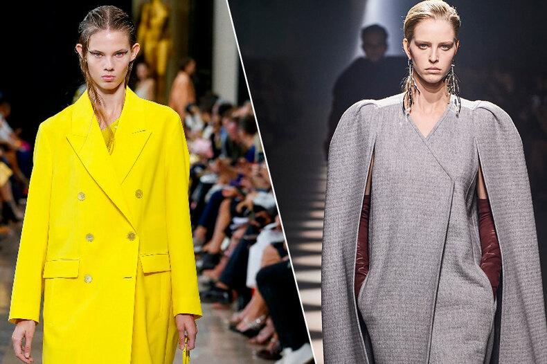 Триумф пальто: 7 главных модных фасонов 2021