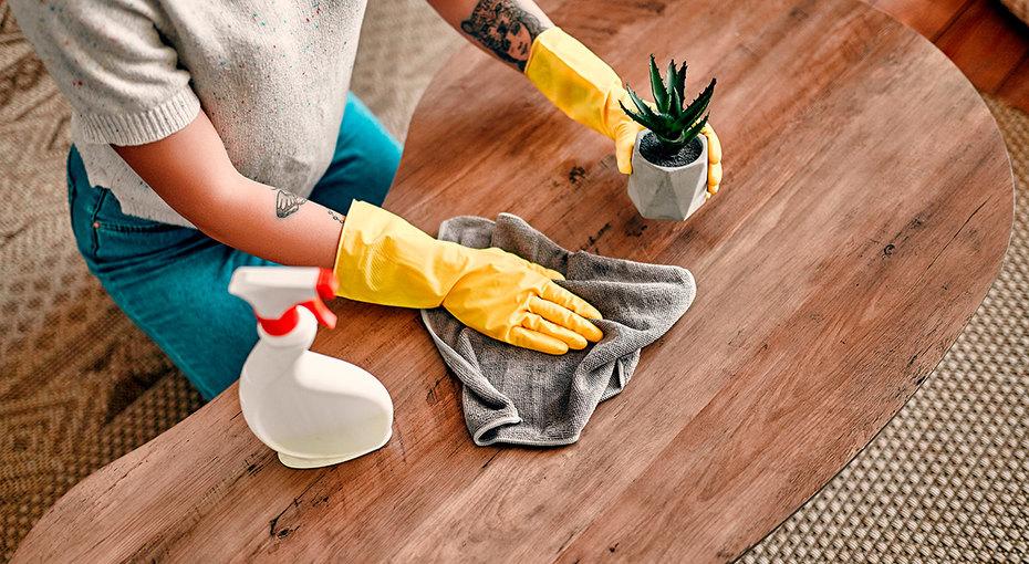 Кондиционер, обувная губка иещё 7 лайфхаков, чтобы держать пыль подконтролем