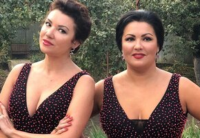 «Фигура богини»: 52-летняя сестра Анны Нетребко выложила фото в ярком бикини