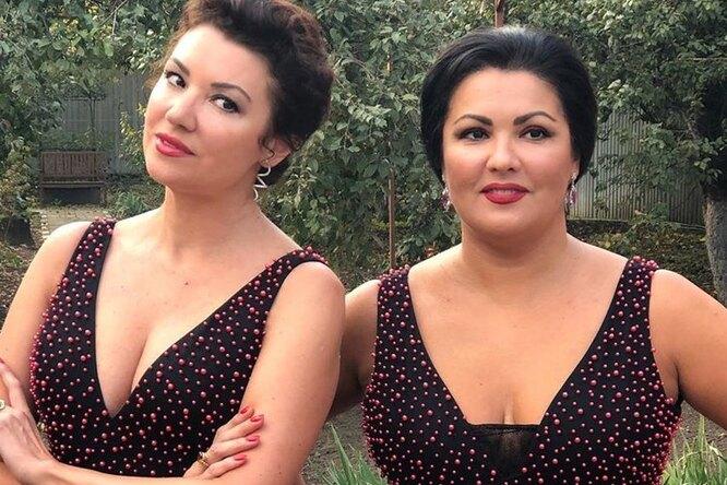 «Фигура богини»: 52-летняя сестра Анны Нетребко выложила фото вярком бикини