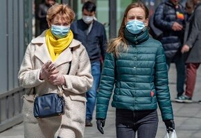 Академик РАН: долгое ношение маски и перчаток может привести к грибку