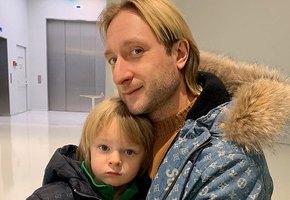 6-летнему Саше Плющенко угрожали убийством