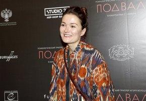 Надежда Михалкова представила свой фильм и встретилась с бывшим мужем