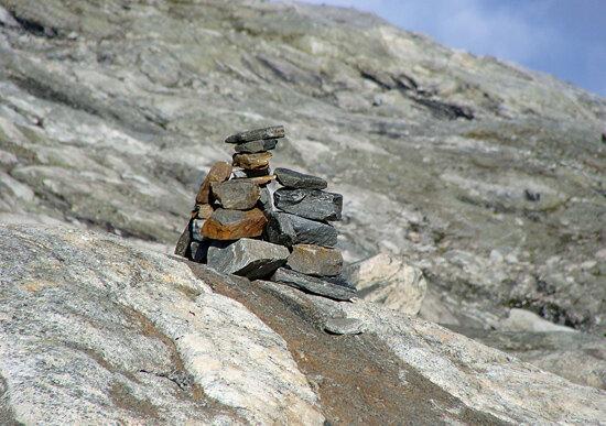 Домики из камня